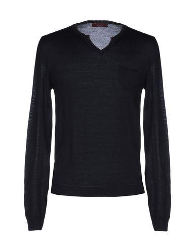 Фото - Мужской свитер BECOME темно-синего цвета
