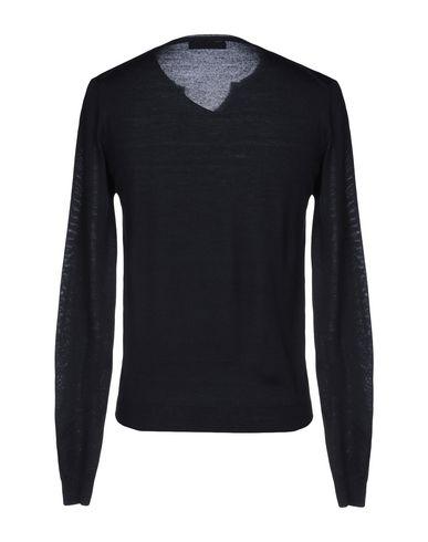Фото 2 - Мужской свитер BECOME темно-синего цвета