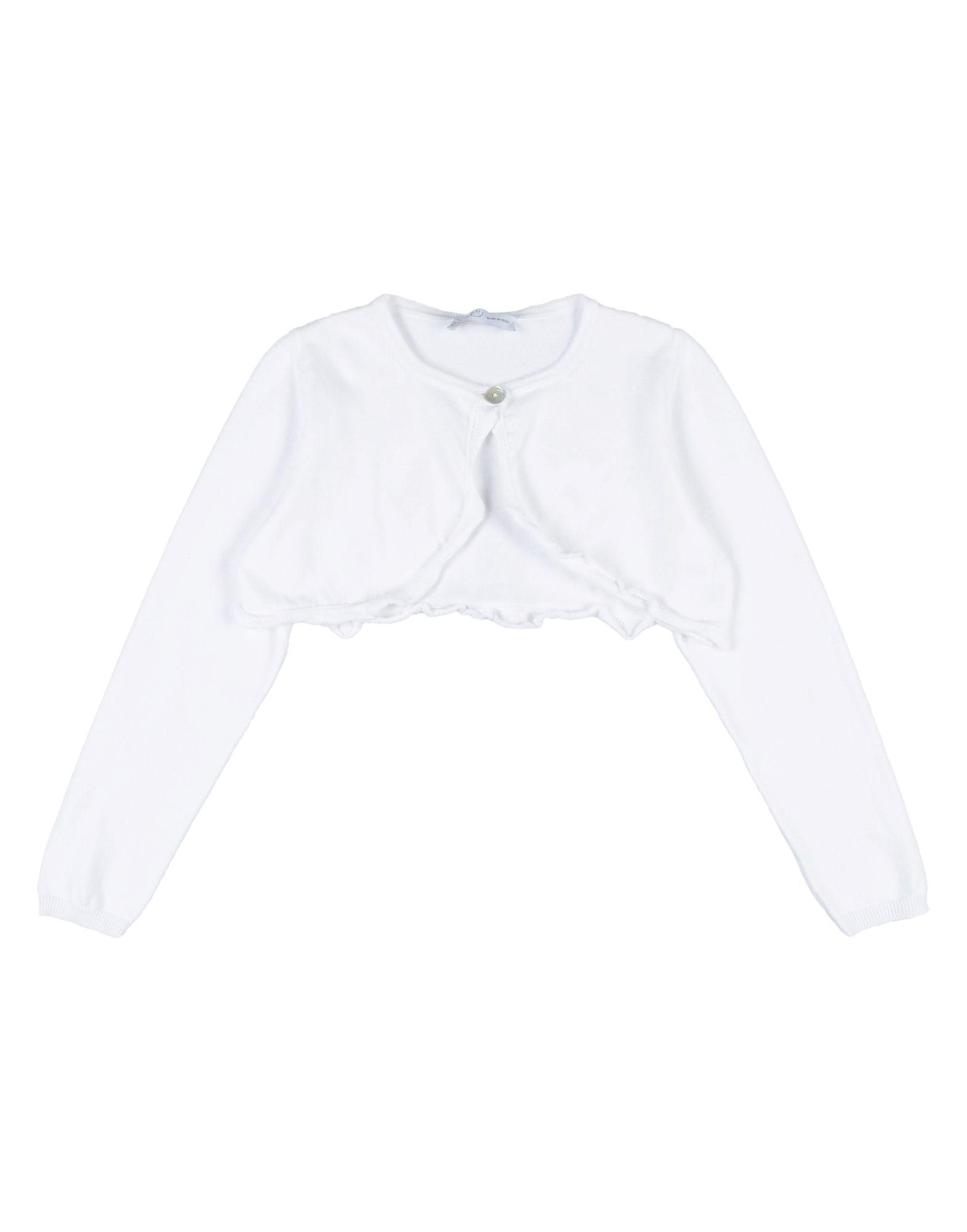 "Per Te"" Kids' Cardigans In White"