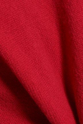 ELLERY Open-back merino wool sweater