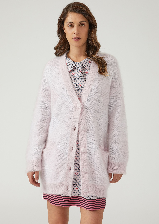 Cardigans - Item 39914068 in Pink