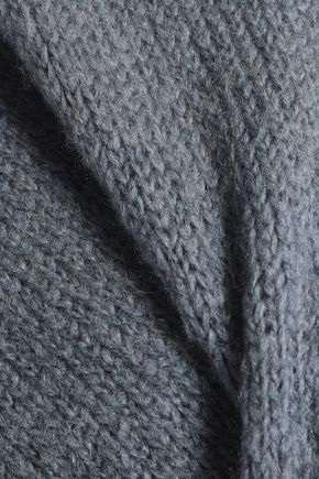 HOUSE OF DAGMAR Carole cutout knitted sweater