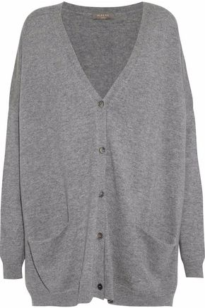 N.PEAL Oversized cashmere cardigan