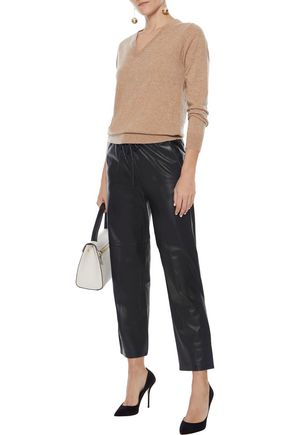 N.PEAL Mélange cashmere sweater