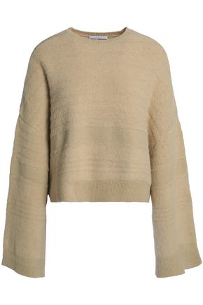 PACO RABANNE Jacquard-knit sweater