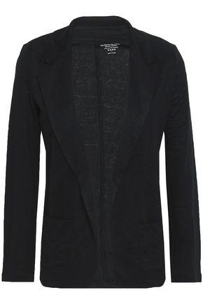 MAJESTIC FILATURES Linen-blend blazer