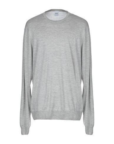 Фото - Мужской свитер ASPESI светло-серого цвета