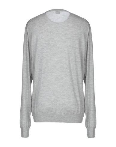 Фото 2 - Мужской свитер ASPESI светло-серого цвета