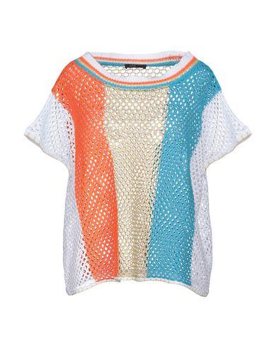 Фото - Женский свитер JUTA AGE оранжевого цвета