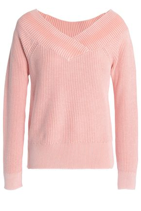 RAG & BONE Dawn ribbed cotton sweater