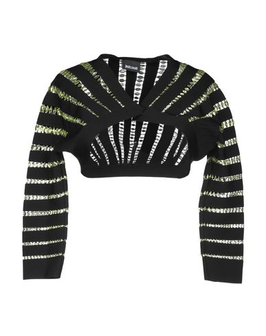 JUST CAVALLI KNITWEAR Wrap cardigans Women