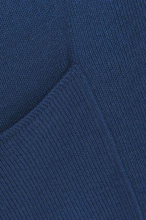 PIAZZA SEMPIONE Wool and silk-blend cardigan
