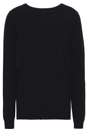 AUTUMN CASHMERE Bow-detailed cashmere sweater