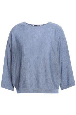 AUTUMN CASHMERE Open-back cashmere sweater