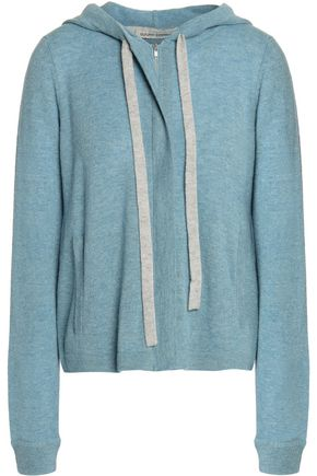 AUTUMN CASHMERE Cashmere hooded sweater