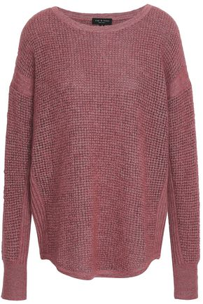 RAG & BONE Mohair-blend sweater