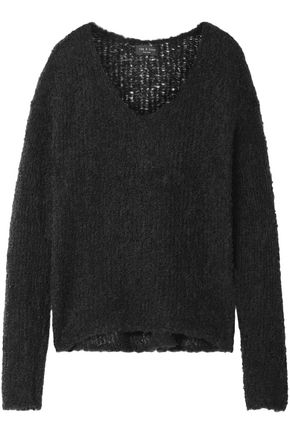 RAG & BONE Alpaca-blend sweater