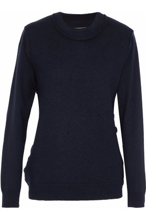 MAISON MARGIELA Button-detailed wool sweater