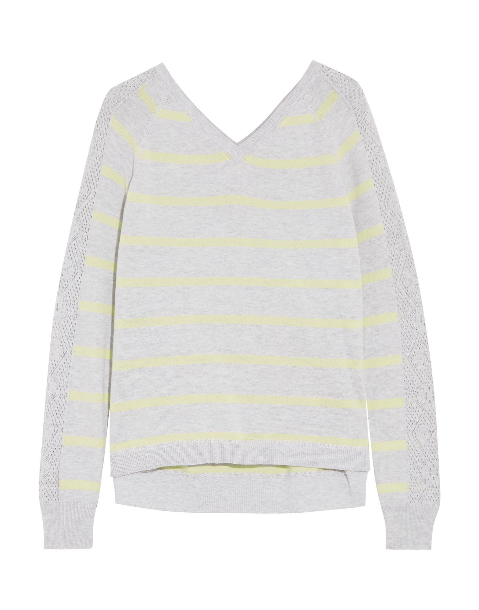 COTTON by AUTUMN CASHMERE Свитер cotton by autumn cashmere свитер