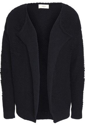 BA&SH Jacquard-knit cardigan