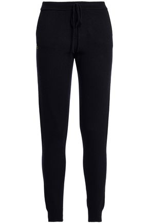CHINTI AND PARKER Intarsia wool and cashmere track pants