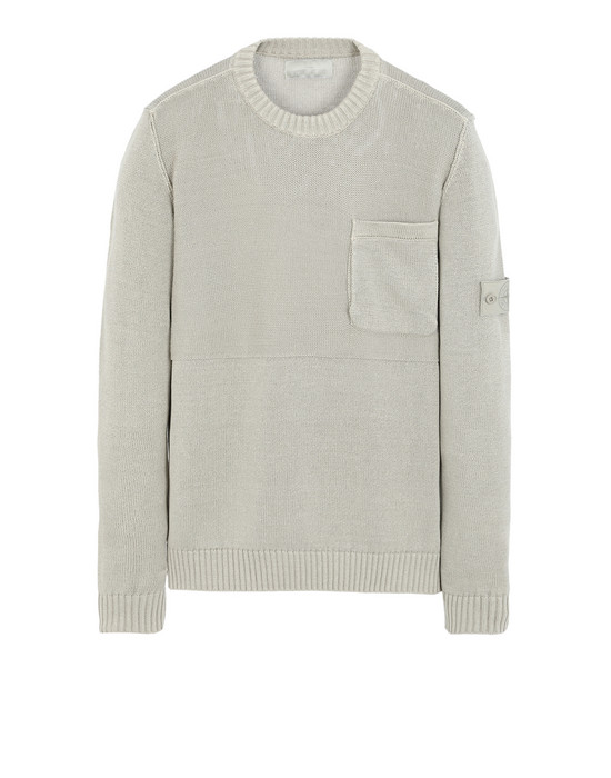 STONE ISLAND Sweater 569FA GHOST PIECE