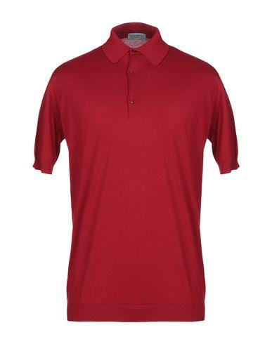 Купить Мужской свитер  кирпично-красного цвета