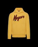 MONCLER HOODED SWEATER - HOODED SWEATERS - men