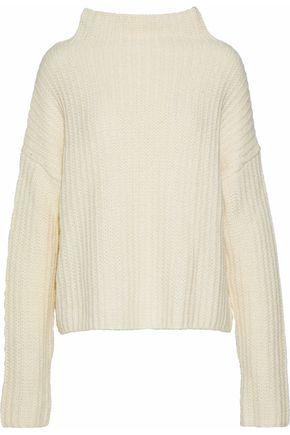 SIMON MILLER Jarosa ribbed alpaca-blend sweater