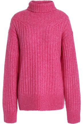 3.1 PHILLIP LIM Ribbed-knit turtleneck sweater