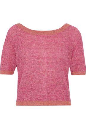 SIMON MILLER Imlay bouclé-knit wool sweater
