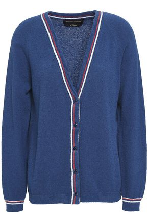 VANESSA SEWARD Knitted cotton-blend cardigan