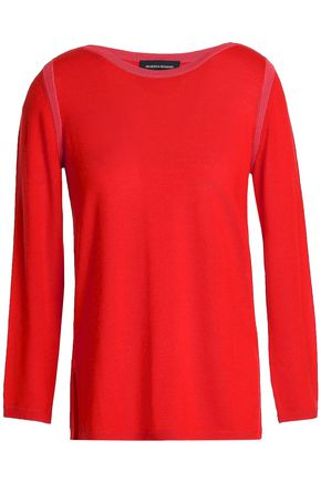 VANESSA SEWARD Wool and silk-blend sweater