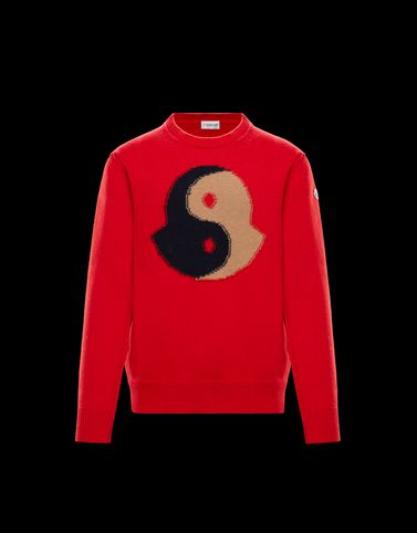 MONCLER CREWNECK - shrugs - men
