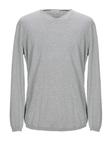 Фото - Мужской свитер BECOME серого цвета