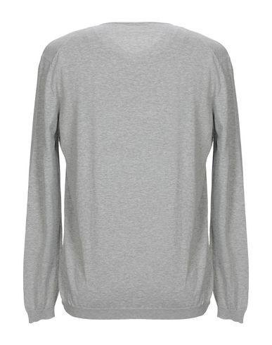 Фото 2 - Мужской свитер BECOME серого цвета