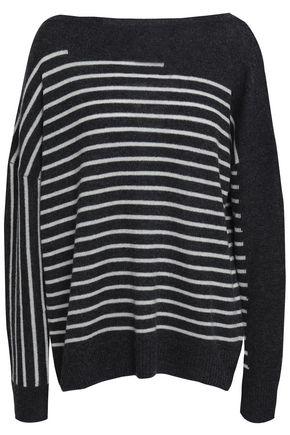 CHARLI Corley striped cashmere sweater