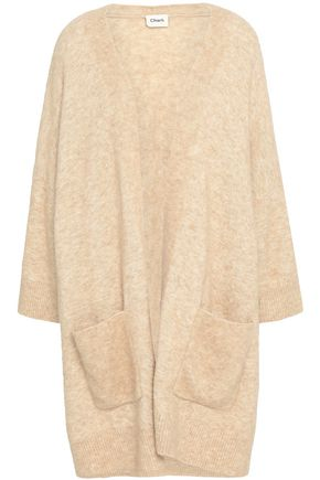 CHARLI Bara alpaca-blend cardigan