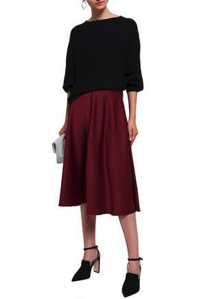 CHARLI Cadee intarsia cashmere sweater