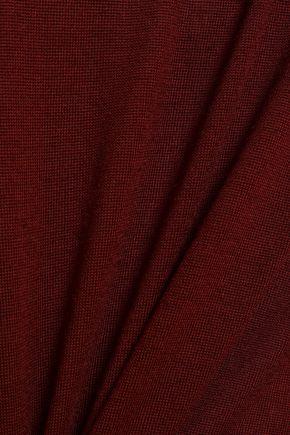 AGNONA Wool turtleneck sweater