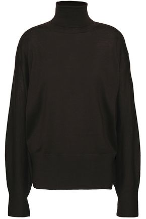 AGNONA Wool turtleneck sweater
