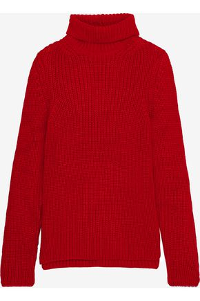 ANTIK BATIK Erwan oversized alpaca-blend turtleneck sweater