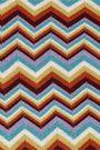 ミッソーニ フリンジトリム かぎ針編み ウール混 スカーフ