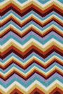 MISSONI Fringe-trimmed crochet-knit wool-blend scarf