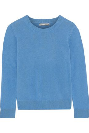 ALICE + OLIVIA JEANS Connie cashmere sweater