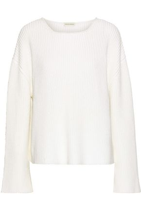 MANSUR GAVRIEL Cotton and silk-blend sweater