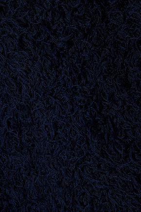 MANSUR GAVRIEL Frayed silk sweater