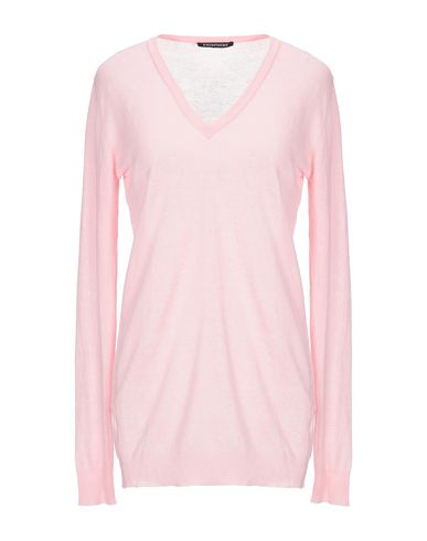 Фото - Женский свитер EMISPHERE розового цвета