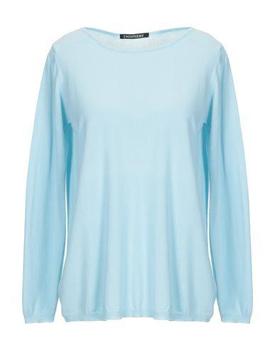 Фото - Женский свитер EMISPHERE небесно-голубого цвета