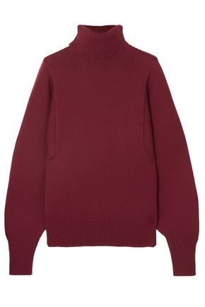 THE ROW Wool turtleneck sweater